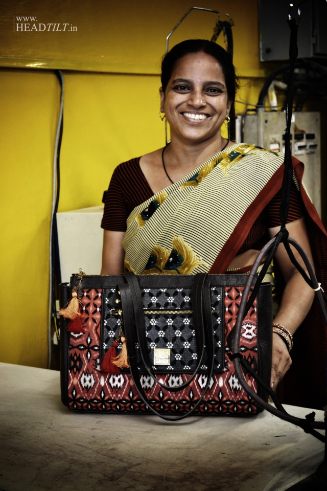 Label By Ritu Kumar AW'13 Bag Collection